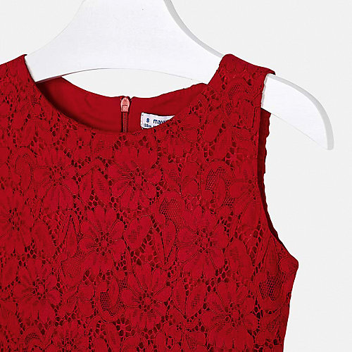 Нарядное платье Mayoral - красный от Mayoral