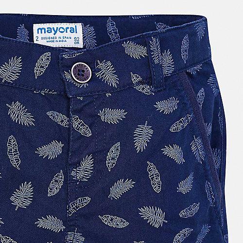 Шорты Mayoral - синий от Mayoral