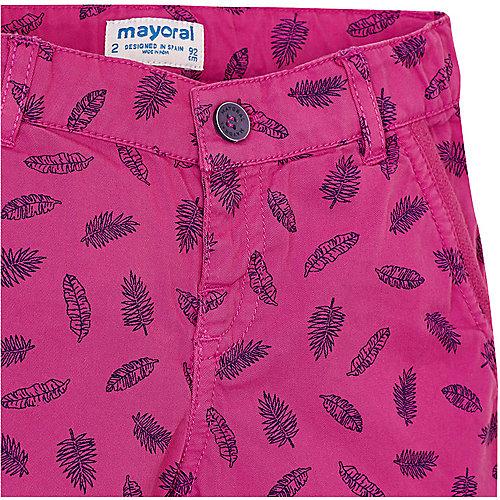 Шорты Mayoral - розовый от Mayoral