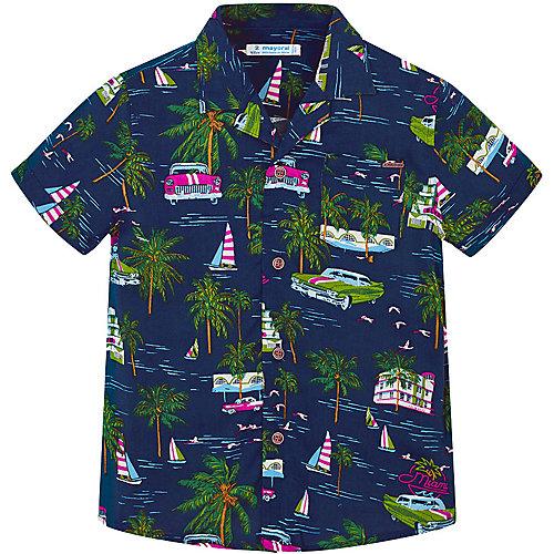 Рубашка Mayoral - синий от Mayoral
