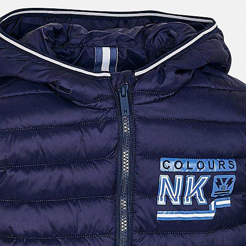 Утепленная куртка Mayoral - темно-синий от Mayoral