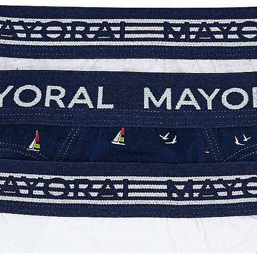 Трусы Mayoral, 3 шт - разноцветный от Mayoral