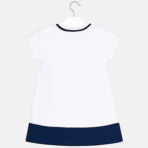 Платье Mayoral - синий/белый от Mayoral
