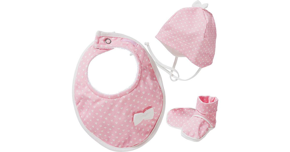 MaxiMo · Erstlingsmütze Gr. 39 Mädchen Baby