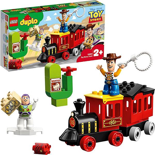 """Конструктор LEGO DUPLO Toy Story 10894: Поезд """"История игрушек"""""""