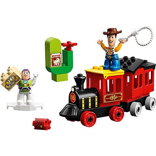 """Конструктор LEGO DUPLO Toy Story 10894: Поезд """"История игрушек"""" от LEGO"""
