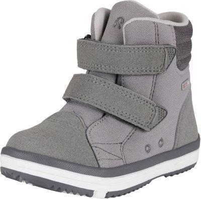Ботинки Reima Reimatec Patter Wash - серый