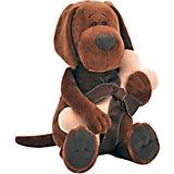 Мягкая игрушка Orange Life Пёс Барбоська с косточкой, 20 см