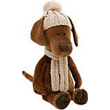 Мягкая игрушка Orange Life Пёс Барбоська: Зимние приключения, 25 см