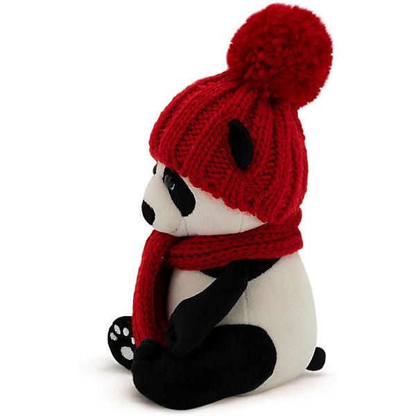 Мягкая игрушка Orange Life Панда Бу: Первый снег, 20 см