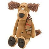 Мягкая игрушка Orange Пёс Шарик в очках, 35 см