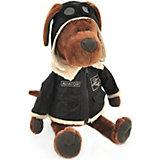 Мягкая игрушка Orange Life Пёс Барбоська Авиатор, 25 см