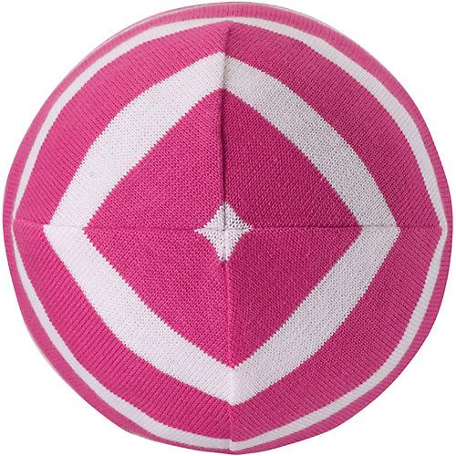Шапка Reima Haapa - розовый от Reima