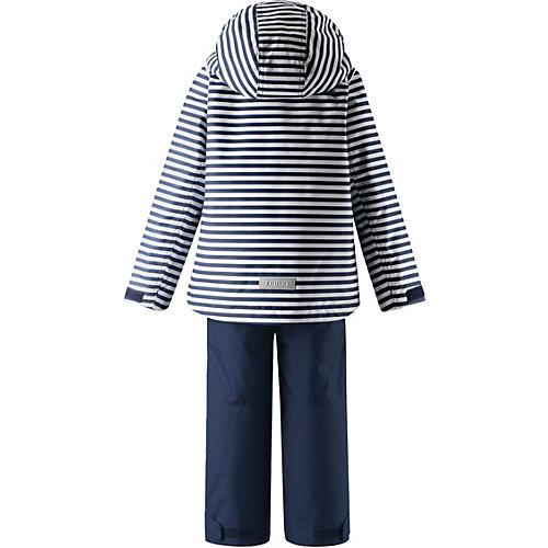 Комплект Reima Weave: демисезонная куртка и брюки - синий/белый от Reima