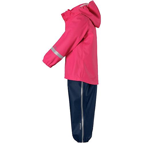 Комплект Reima Tihku: ветровка и брюки - розовый от Reima
