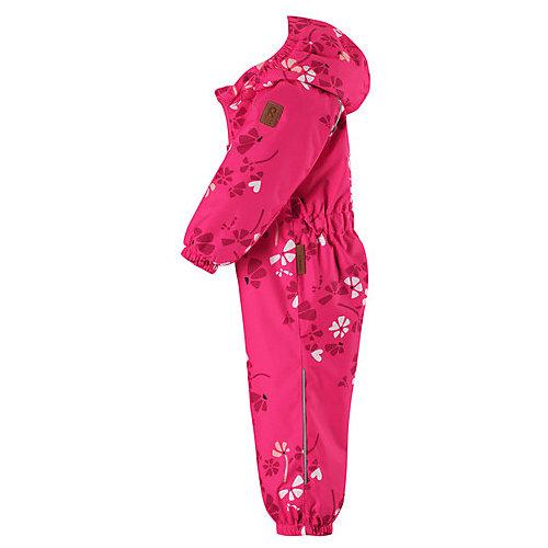 Утепленный комбинезон Reima Drobble - розовый от Reima