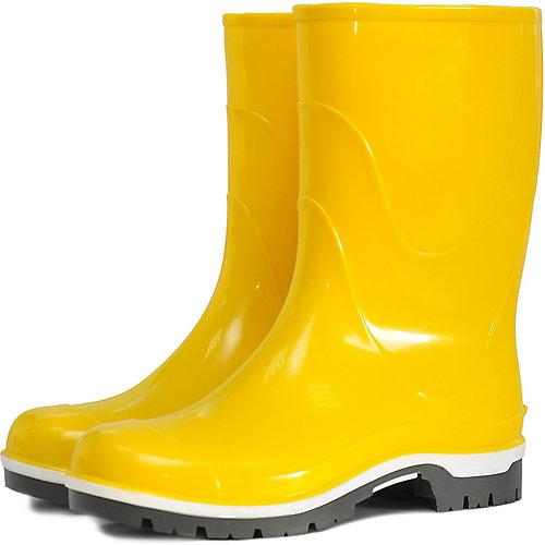 Резиновые сапоги Nordman Drop - желтый от Nordman
