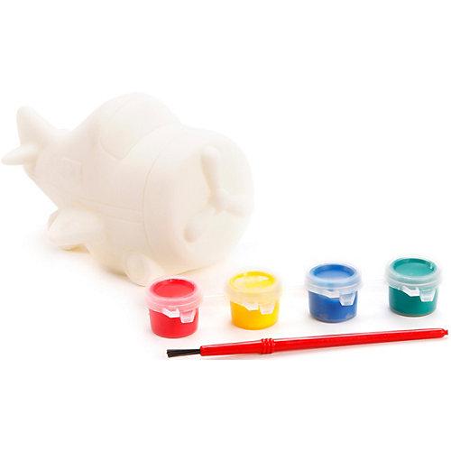 """Набор для творчства Color Puppy """"Роспись копилки"""" Самолёт от Color Puppy"""