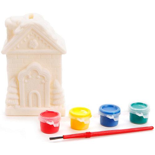 """Набор для творчства Color Puppy """"Роспись копилки"""" Домик от Color Puppy"""