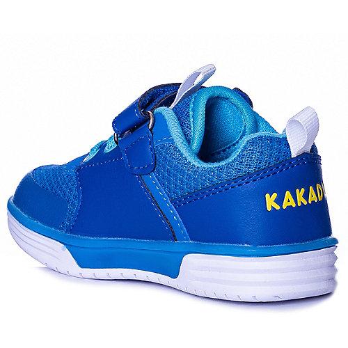 "Кроссовки Kakadu ""Три кота"" - синий от KAKADU"