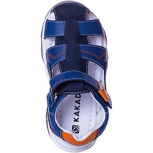Сандалии Kakadu - синий от KAKADU