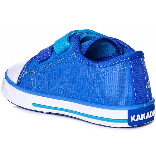 """Кеды Kakadu """"Три кота"""" - синий от KAKADU"""