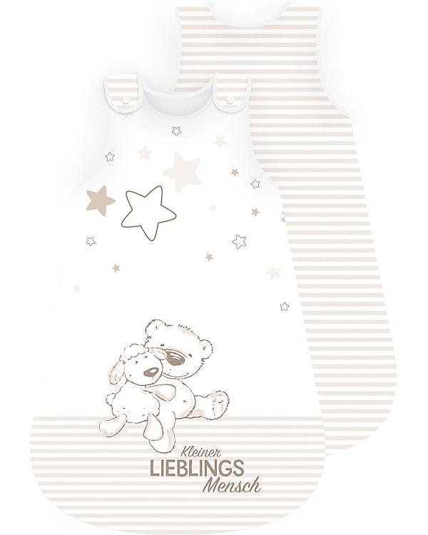 niedriger Preis viele modisch Rabatt Schlafsack Kleiner Lieblingsmensch, Jersey, 90 cm, Baby Best®