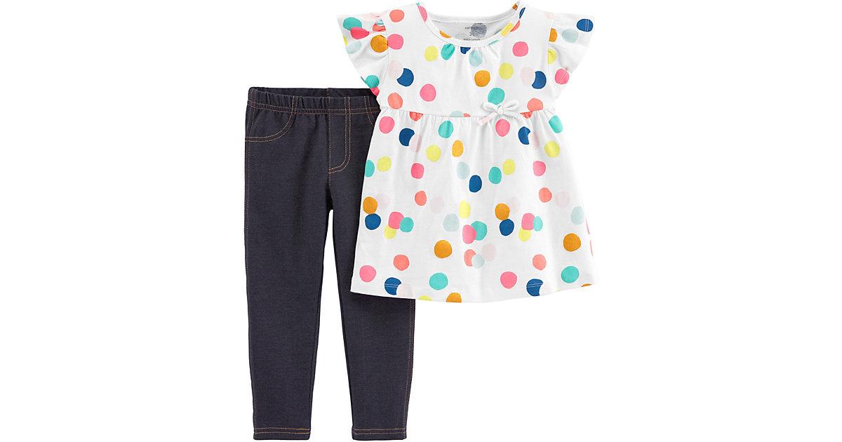 Carter´s · Set T-Shirt + Caprileggings Gr. 92 Mädchen Kleinkinder