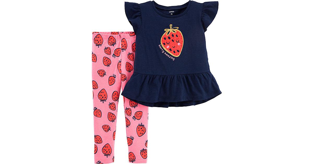 Carter´s · Set T-Shirt + Leggings Gr. 92 Mädchen Kleinkinder