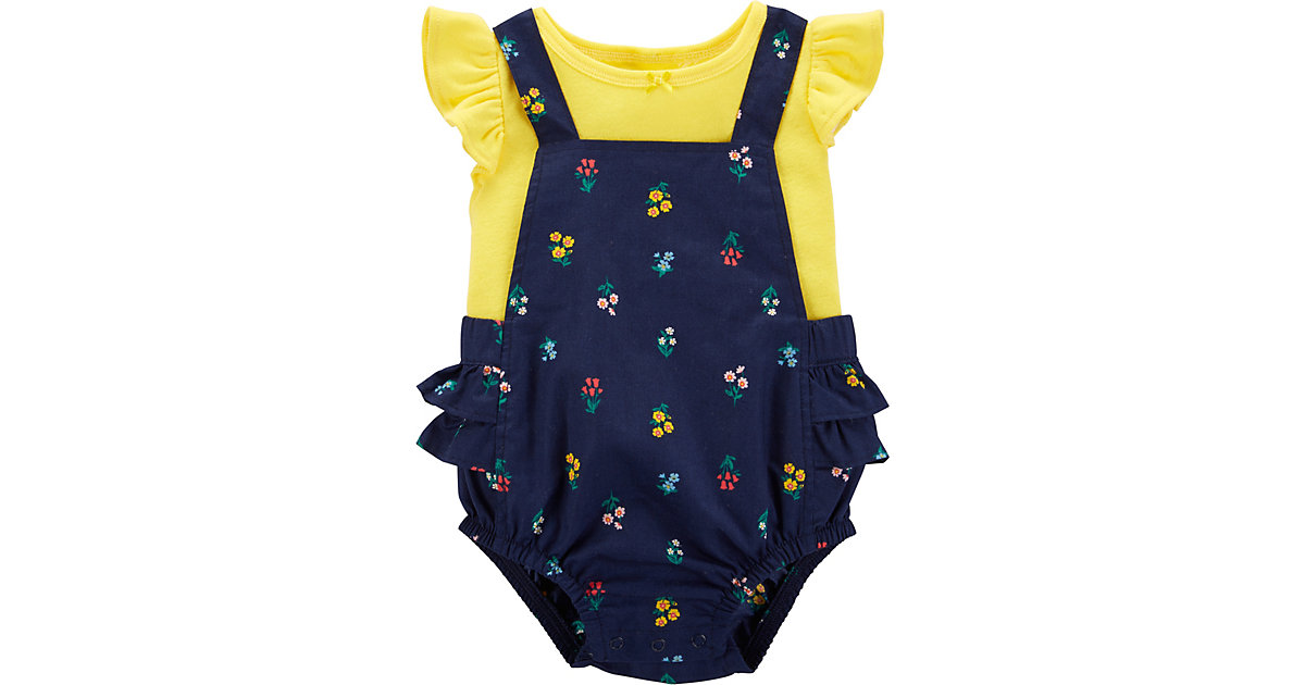 Carter´s · Baby Set T-Shirt + Strampler Gr. 86/92 Mädchen Kleinkinder