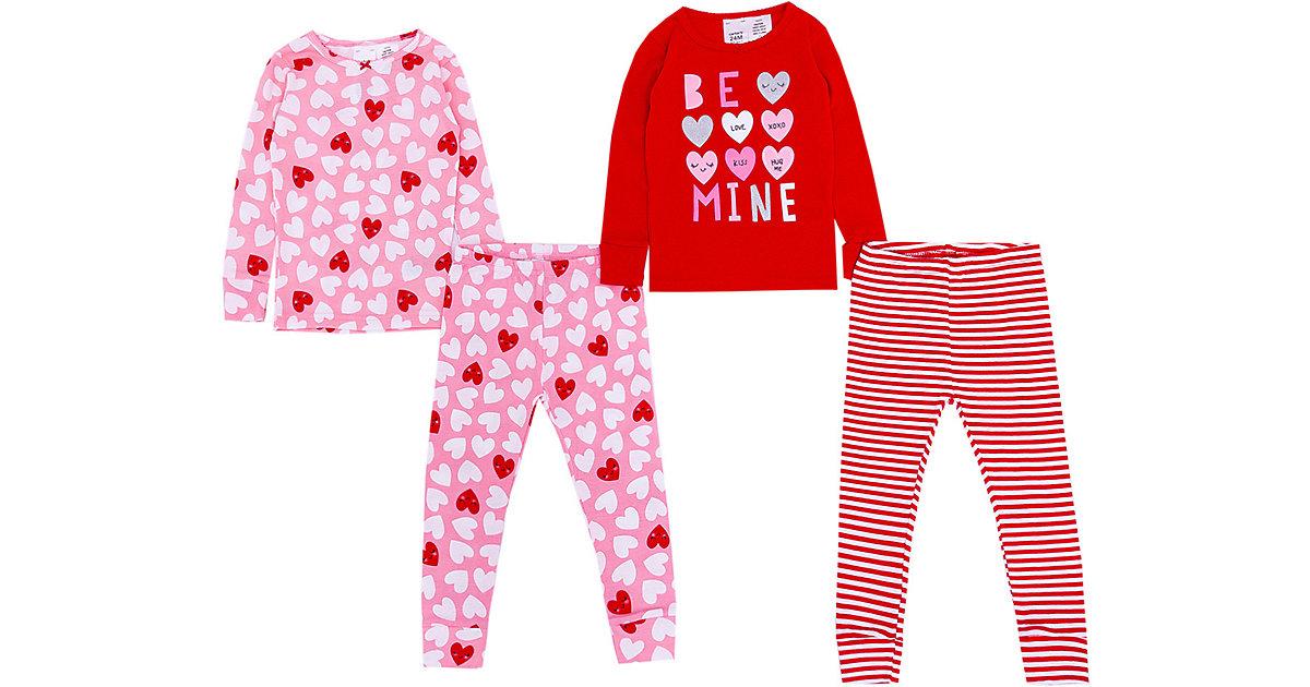 Carter´s · Schlafanzug Doppelpack Gr. 110 Mädchen Kinder