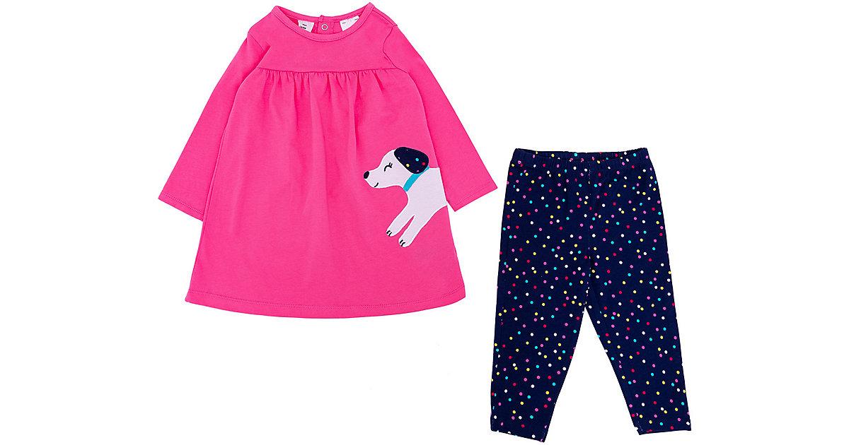 Carter´s · Baby Set Jerseykleid + Leggings Gr. 86/92 Mädchen Kleinkinder