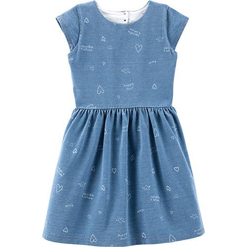 Платье Carter's - голубой от carter`s