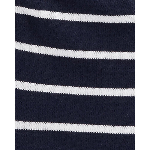 Комплект: толстовка, футболка и джинсы carter's для мальчика - сине-жёлтый от carter`s