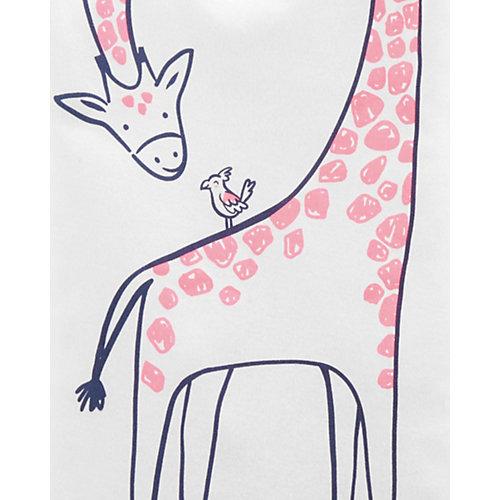Пижама 2 шт carter's для девочки - розовый от carter`s