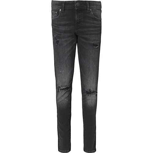 JACK & JONES Jeans JJILIAM Skinny Fit Gr. 134 Jungen Kinder | 05713759610356