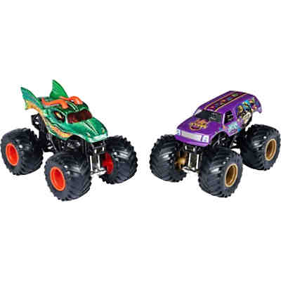 Monster Jam 2 Pack 1:64