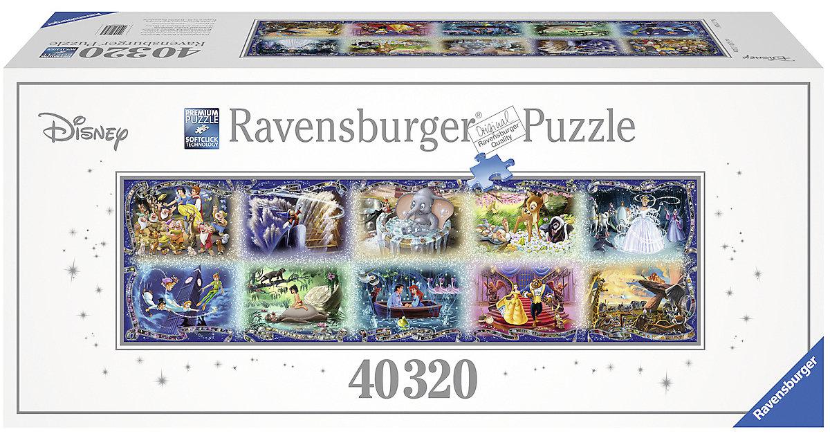 Ravensburger · Ravensburger - Puzzle: Unvergessliche Disney Momente, 40320 Teile
