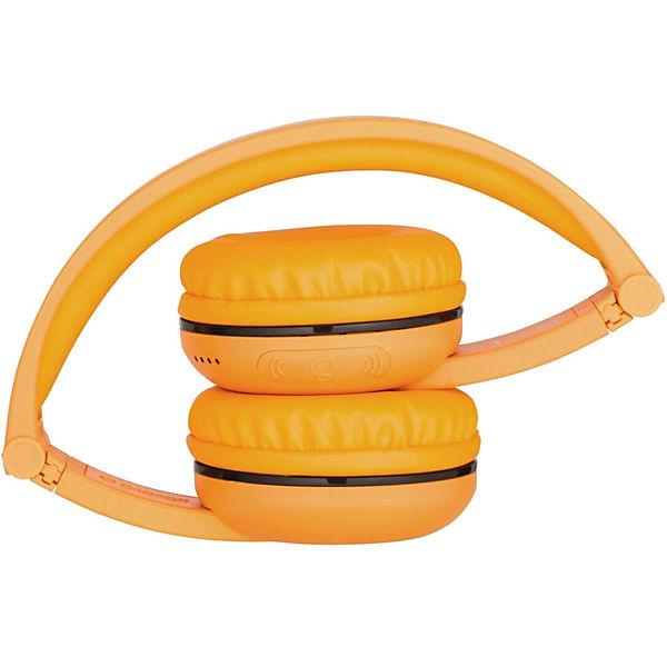 Наушники BuddyPhones Play Safari, желтый