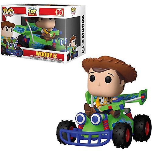 """Фигурка Funko POP! Rides: Disney """"История игрушек"""" Шериф Вуди на машине, 37016 от Funko"""