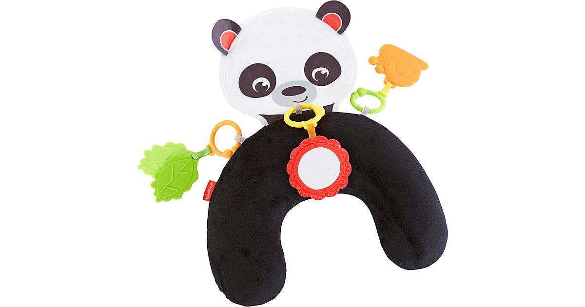 Fisher-Price Panda-Spielkissen Bauchlage, Baby-Spielzeug Neugeborene  Kinder