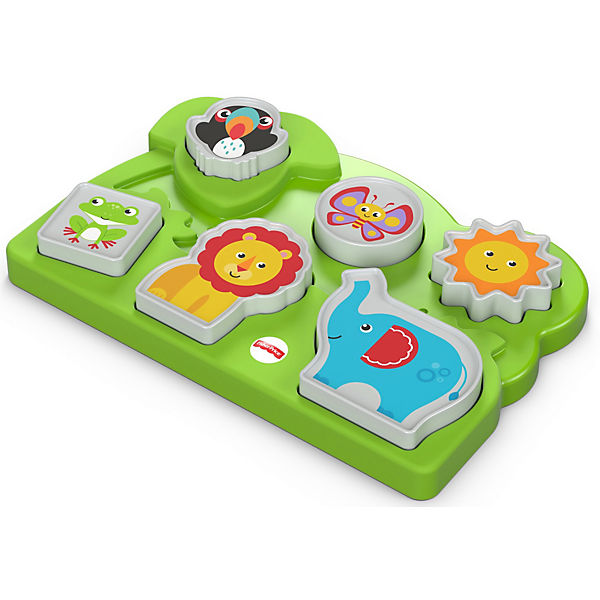 Fisher-Price Dschungel-Tierpuzzle