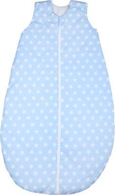 DE Odenw/älder Sommer-Schlafoverall Hopsi Stripes cool blue Gr 86//92