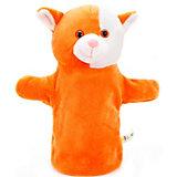 """Кукла на руку Жирафики """"Рыжий кот"""", 25 см"""