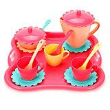 """Посуда Mary Poppins чайный сервиз """"Карамель"""", 16 предметов"""