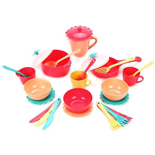 "Набор посуды Mary Poppins ""Карамель"", 26 предметов от Mary Poppins"