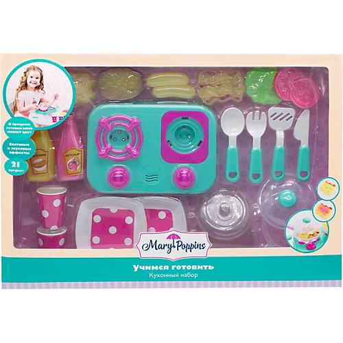 "Кухонный набор Mary Poppins ""Учимся готовить"", 21 предмет от Mary Poppins"