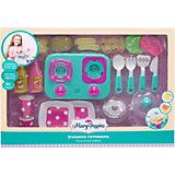 """Кухонный набор Mary Poppins """"Учимся готовить"""", 21 предмет"""