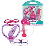 """Игровой набор Mary Poppins """"Скорая помощь"""", 4 предмета, фиолетовый"""