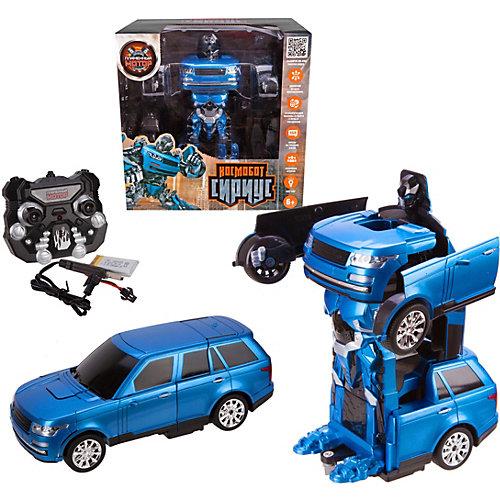 """Машина-робот Пламенный мотор """"Космобот Сириус"""",  на радиоуправлении от Пламенный мотор"""